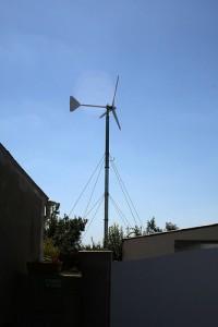 Aides financières pour l'installation d'une éolienne pour particulier