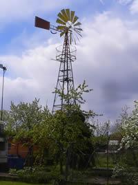 éolienne de pompage