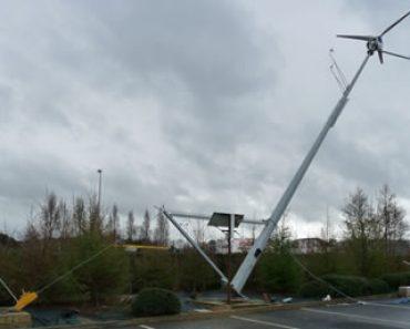 Levage de l'éolienne Braun 3 par GR Energies