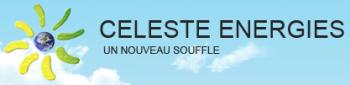 Logo de l'entreprise Céleste énergies