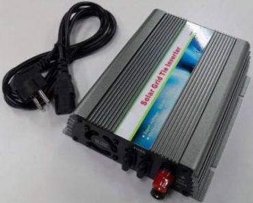 L'onduleur injection réseau 500W