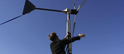 Comment travailler dans le petit éolien?