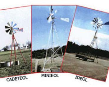 Les éoliennes Humblot